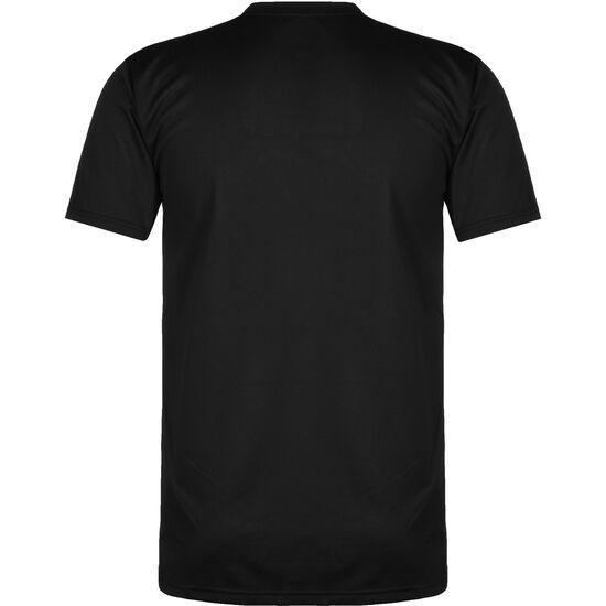 Dry Tee Leg Swoosh Trainingsshirt Herren, schwarz, zoom bei OUTFITTER Online