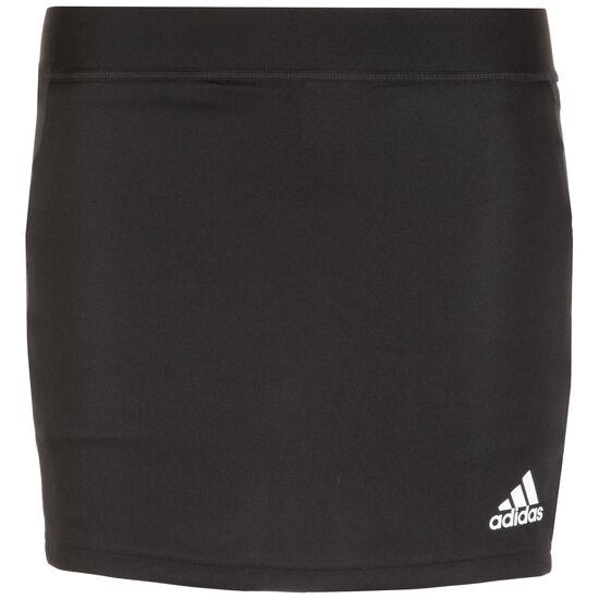 Team 19 Skirt Rock Damen, schwarz / weiß, zoom bei OUTFITTER Online