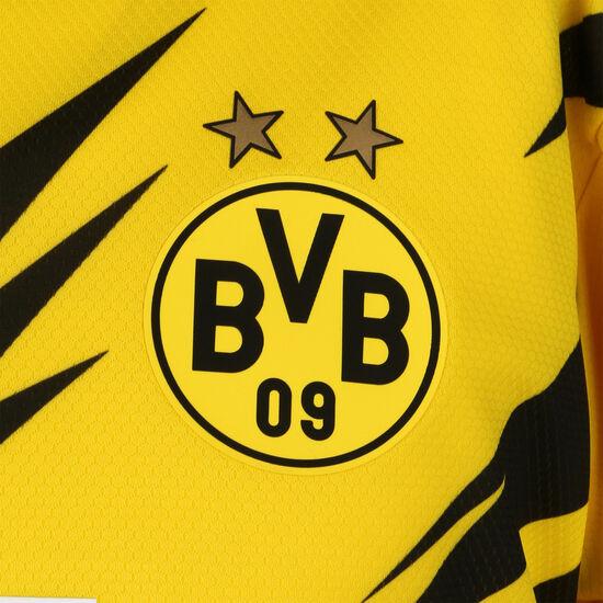 Borussia Dortmund Trikot Home Authentic 2020/2021 Herren, gelb / schwarz, zoom bei OUTFITTER Online
