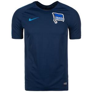 Hertha BSC Breathe Squad Trainingsshirt Herren, Blau, zoom bei OUTFITTER Online