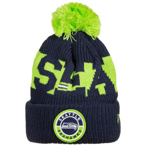 NFL Seattle Seahawks Cold Weather Sport Knit Mütze, , zoom bei OUTFITTER Online