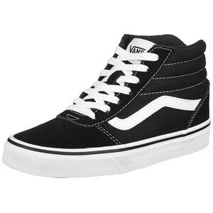 Ward Hi Sneaker Damen, schwarz / weiß, zoom bei OUTFITTER Online