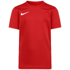 Dry Park VII Fußballtrikot Kinder, rot / weiß, zoom bei OUTFITTER Online