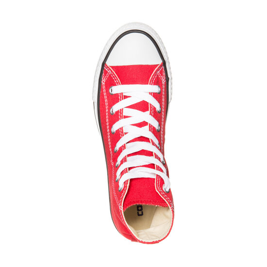 Chuck Taylor All Star High Sneaker Kinder, Rot, zoom bei OUTFITTER Online