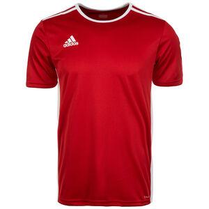 Entrada 18 Fußballtrikot Herren, rot / weiß, zoom bei OUTFITTER Online