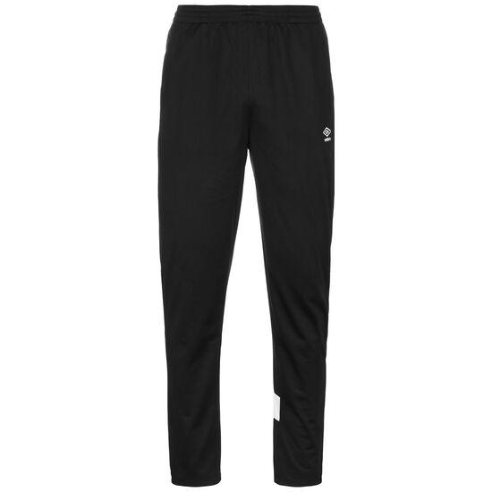 Knitted Trainingshose Herren, schwarz / weiß, zoom bei OUTFITTER Online