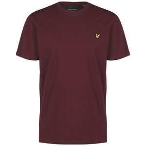 Plain T-Shirt Herren, bordeaux, zoom bei OUTFITTER Online