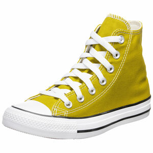Chuck Taylor All Star Hi Sneaker, gelb, zoom bei OUTFITTER Online