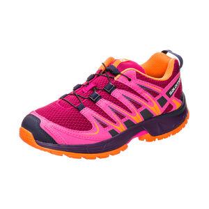 XA PRO 3D Trail Laufschuh Kinder, Pink, zoom bei OUTFITTER Online