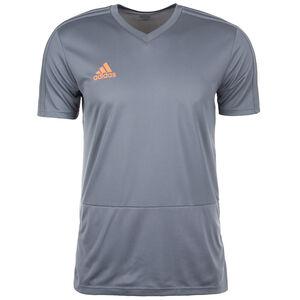 Condivo 18 Trainingsshirt Herren, grau / orange, zoom bei OUTFITTER Online