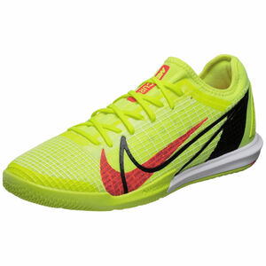 Mercurial Vapor 14 Pro Indoor Fußballschuh Herren, neongelb / rot, zoom bei OUTFITTER Online
