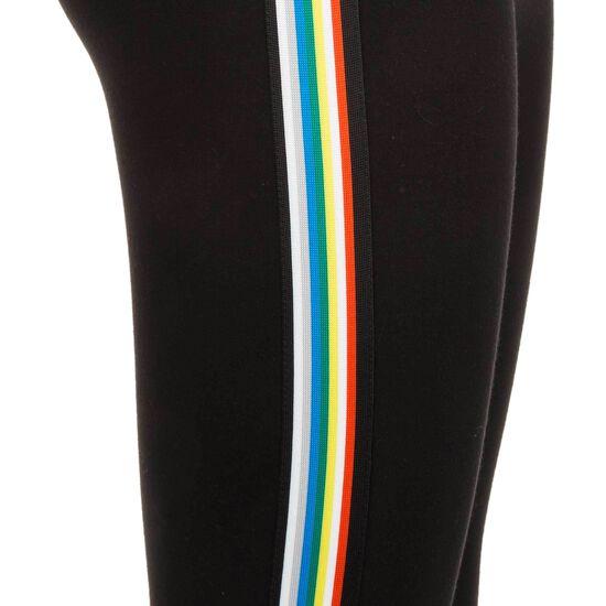 Multicolor Side Taped Leggings Damen, schwarz, zoom bei OUTFITTER Online