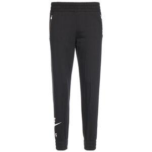 Air Fleece 7/8 Jogginghose Damen, schwarz / weiß, zoom bei OUTFITTER Online
