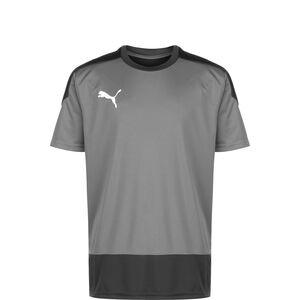TeamGOAL 23 Jersey Junior Trainingsshirt Kinder, grau / dunkelgrau, zoom bei OUTFITTER Online