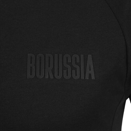 Borussia Mönchengladbach Evostripe Trainingsshirt Herren, schwarz, zoom bei OUTFITTER Online