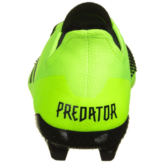 Predator 20.2 FG Fußballschuh Herren, hellgrün / schwarz, zoom bei OUTFITTER Online