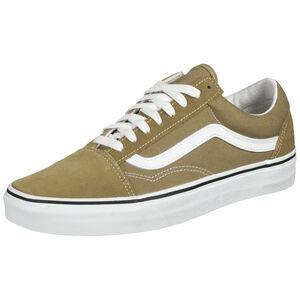 Old Skool Sneaker, braun / weiß, zoom bei OUTFITTER Online