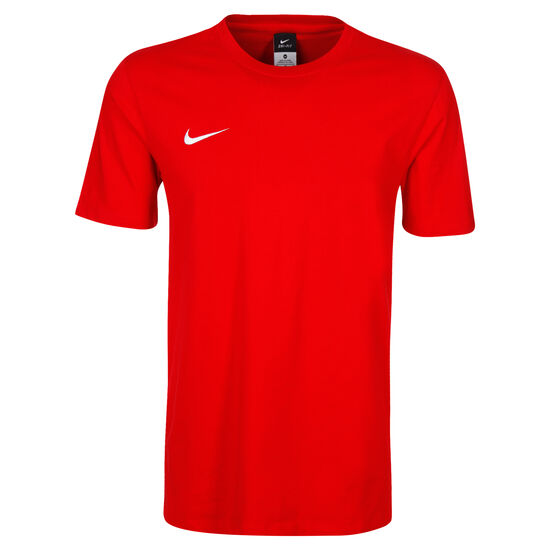 Team Club Blend Trainingsshirt Herren, Rot, zoom bei OUTFITTER Online