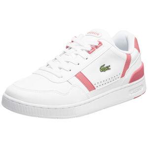 T-Clip Sneaker Damen, weiß / rosa, zoom bei OUTFITTER Online