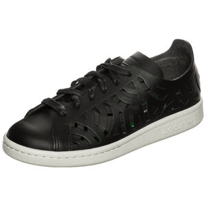 Stan Smith Cutout Sneaker Damen, Schwarz, zoom bei OUTFITTER Online