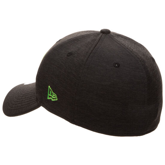 39THIRTY NFL Seattle Seahawks Shadow Tech Cap, anthrazit / neongrün, zoom bei OUTFITTER Online