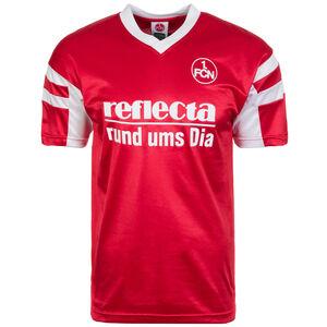 1. FC Nürnberg Trikot Home 1988 Herren, Rot, zoom bei OUTFITTER Online