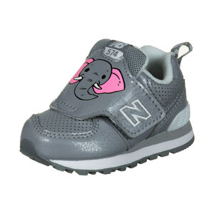 574-C Sneaker Kinder, grau, zoom bei OUTFITTER Online