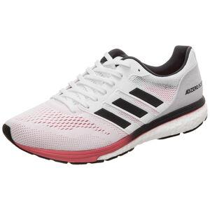 Adizero Boston 7 Laufschuh Herren, weiß / rot, zoom bei OUTFITTER Online