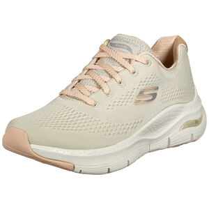 Arch Fit Big Appeal Trainingsschuh Damen, beige / korall, zoom bei OUTFITTER Online