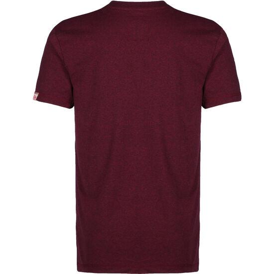 Bulli Front VW Bulli T-Shirt Herren, bordeaux, zoom bei OUTFITTER Online
