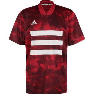 Tango AOP Fußballtrikot Herren, rot / weiß, zoom bei OUTFITTER Online