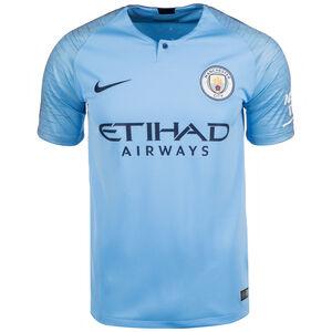 Manchester City Trikot Home Stadium 2018/2019 Herren, Blau, zoom bei OUTFITTER Online
