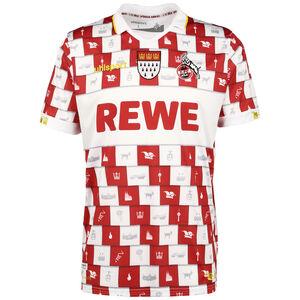 1. FC Köln Karnevalstrikot 2020/2021 Herren, rot / weiß, zoom bei OUTFITTER Online