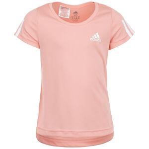 Equipment T-Shirt Kinder, rosa / weiß, zoom bei OUTFITTER Online