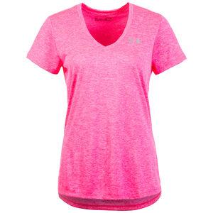 HeatGear Twisted Tech Trainingsshirt Damen, pink, zoom bei OUTFITTER Online