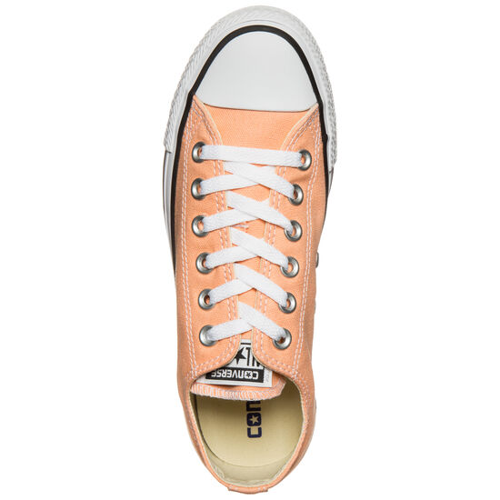 Chuck Taylor All Star Fresh Colors OX Sneaker Damen, Orange, zoom bei OUTFITTER Online