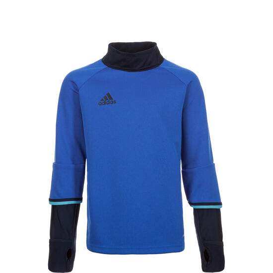 Condivo 16 Trainingssweat Kinder, Blau, zoom bei OUTFITTER Online