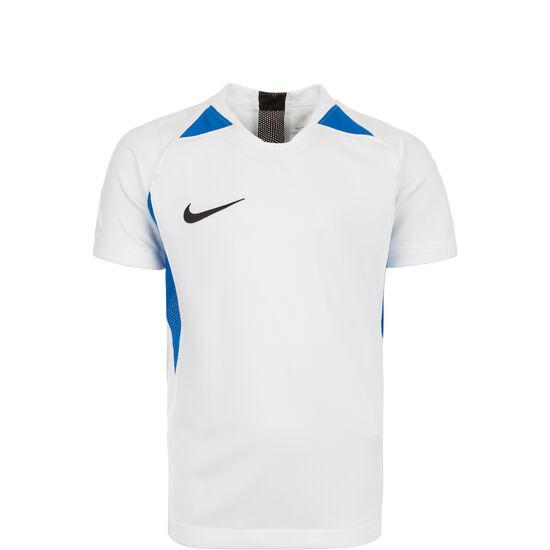 Legend Fußballtrikot Kinder, weiß / blau, zoom bei OUTFITTER Online