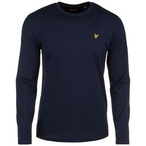 LS Crew Neck T-Shirt Herren, dunkelblau, zoom bei OUTFITTER Online