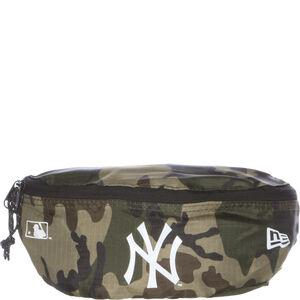 MLB New York Yankees Mini Gürteltasche, oliv / braun, zoom bei OUTFITTER Online