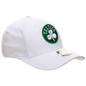 9FIFTY NBA White Base Boston Celtics Cap, weiß / grün, zoom bei OUTFITTER Online