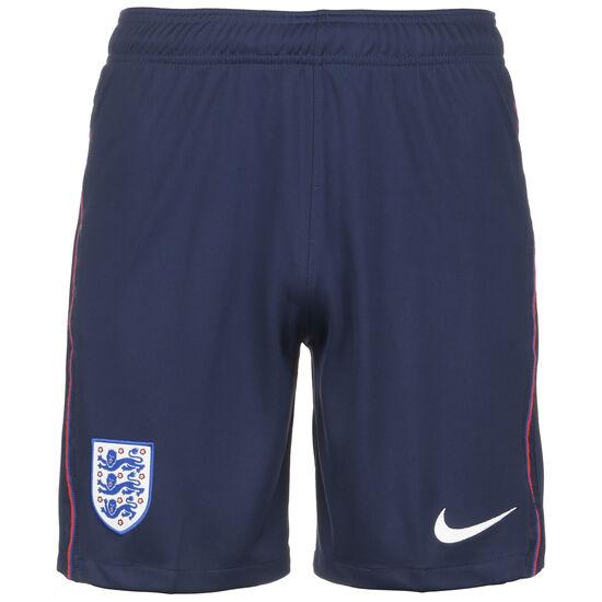 England Shorts Home Stadium EM 2021 Herren, dunkelblau / weiß, zoom bei OUTFITTER Online