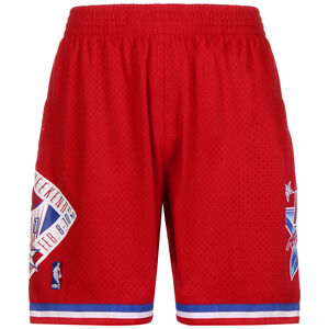 Classic Swingman All Star West 1991 Basketballshort Herren, rot, zoom bei OUTFITTER Online