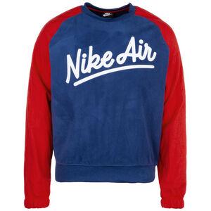 Air Crew Mix Sweatshirt Herren, blau / rot, zoom bei OUTFITTER Online