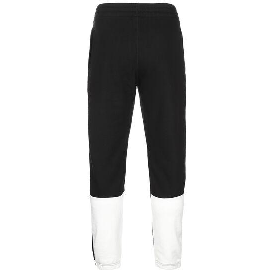 Training Essentials Linear Logo Jogginghose Herren, schwarz, zoom bei OUTFITTER Online