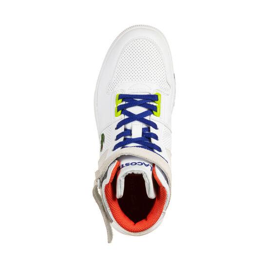 Tramline Mid 120 Sneaker Kinder, weiß / gelb, zoom bei OUTFITTER Online