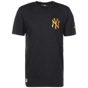 MLB New York Yankees Neon T-Shirt, dunkelgrau, zoom bei OUTFITTER Online