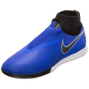 React Phantom Vision Pro DF Indoor Fußballschuh Herren, blau / schwarz, zoom bei OUTFITTER Online