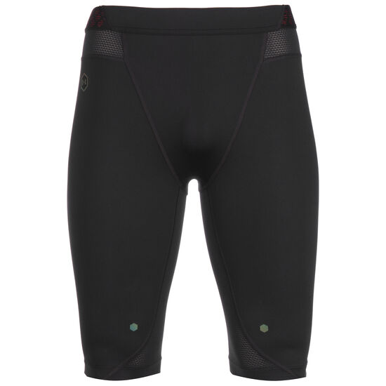 Rush Compression Long Trainingstight Herren, schwarz, zoom bei OUTFITTER Online
