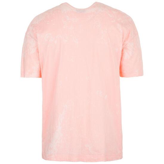 Wash T-Shirt Herren, rosa / weiß, zoom bei OUTFITTER Online